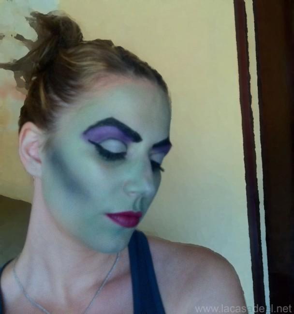 maquillaje cosplay malefica 24