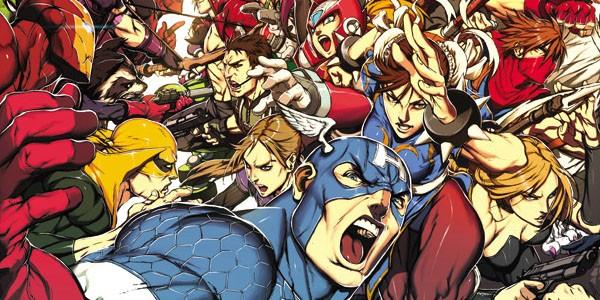 Marvel vs. Capcom Complete Works