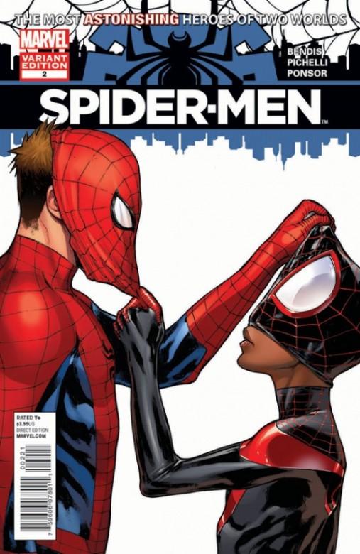 Página del Spider-Men 2