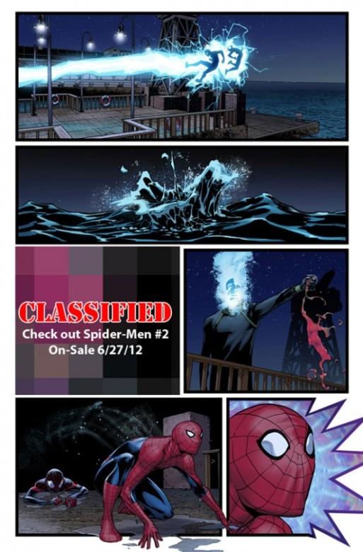 Página del Spider-Men 3