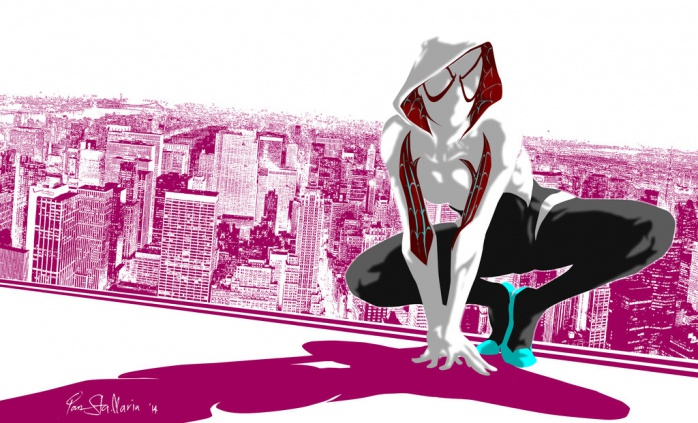 spider gwen stacy