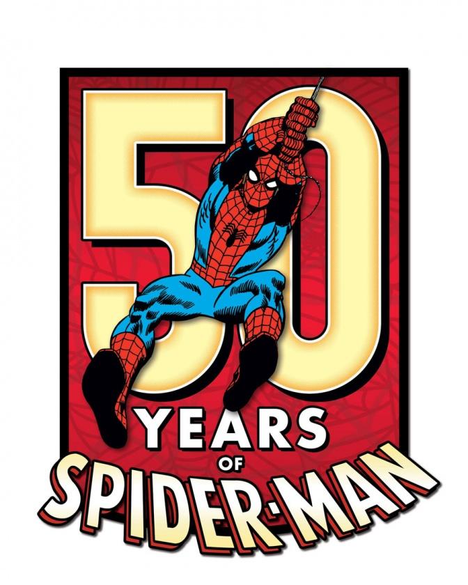 Spider-Man 50 años