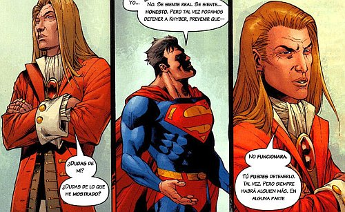 Superman y Arión