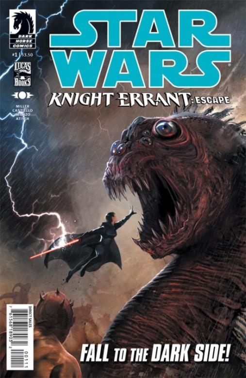 Portada del Star Wars: Knight Errant - Escape 1