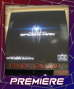 The Amazing Spiderman Premiere