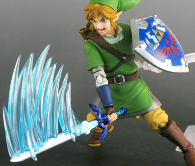 the legend of zelda figma