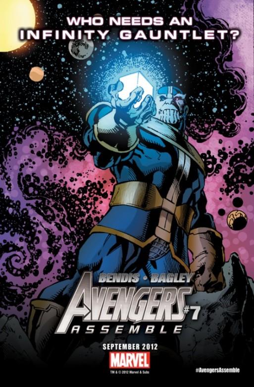 Portada del Avengers Assemble 7