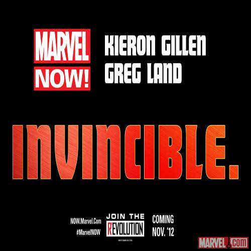 Teaser de Invincible Iron Man