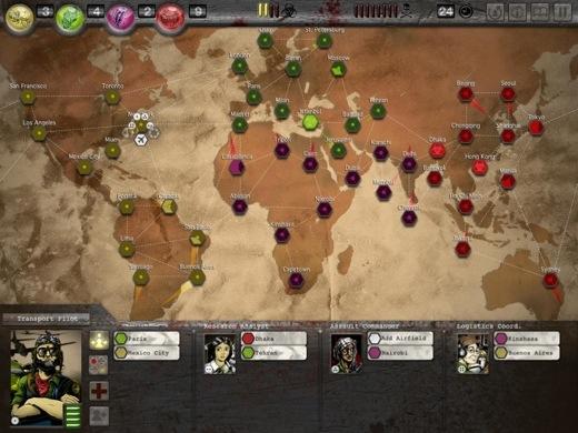 Mapa de Eradicate