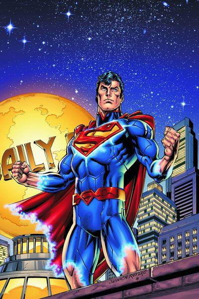 Portada del Superman 11