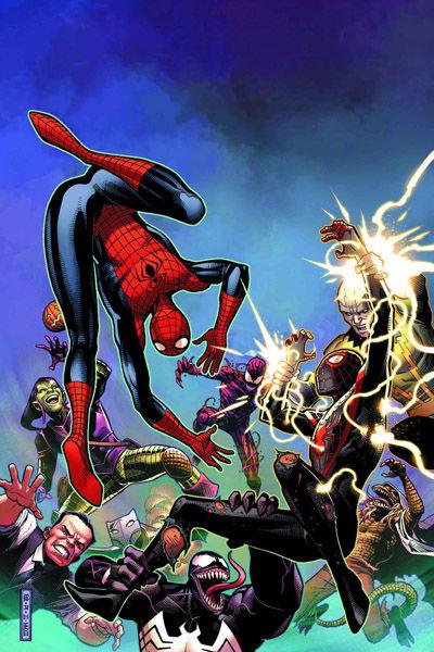 Portada del Spider-Men 3
