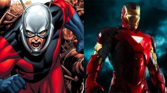 Hombre-hormiga-Iron-man