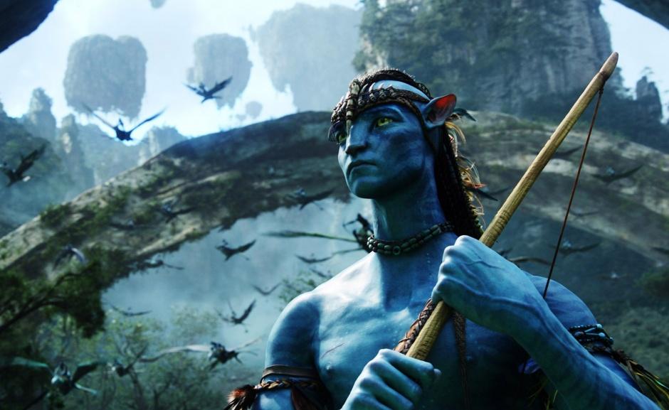 "Escena de la película ""Avatar"""