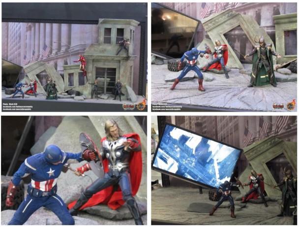 Avengers Hot Toys 2
