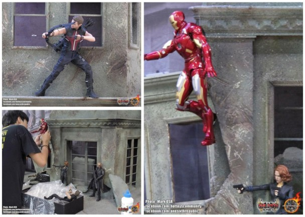 Avengers Hot Toys