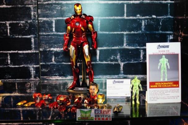 Avengers Hot Toys 8
