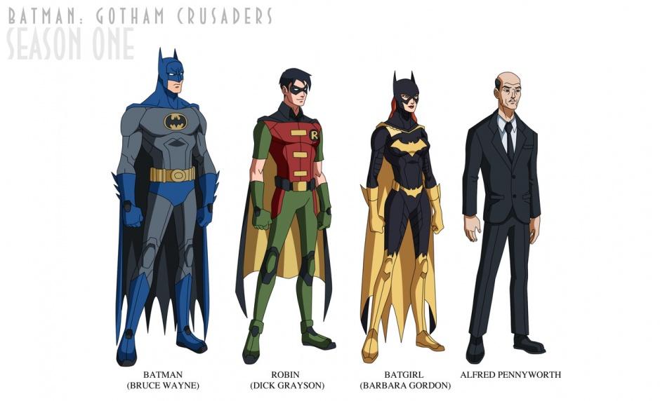 Batman temporada 1