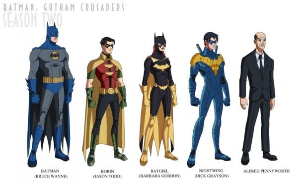 Batman temporada 2