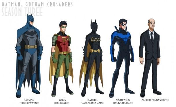 Batman temporada 3