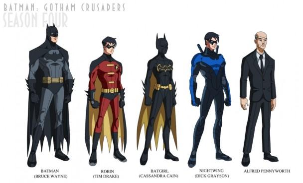 Batman temporada 4