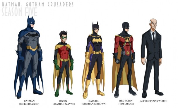 Batman temporada 5