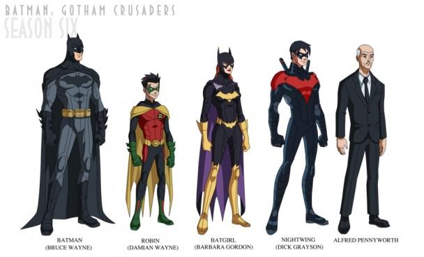 Batman temporada 6