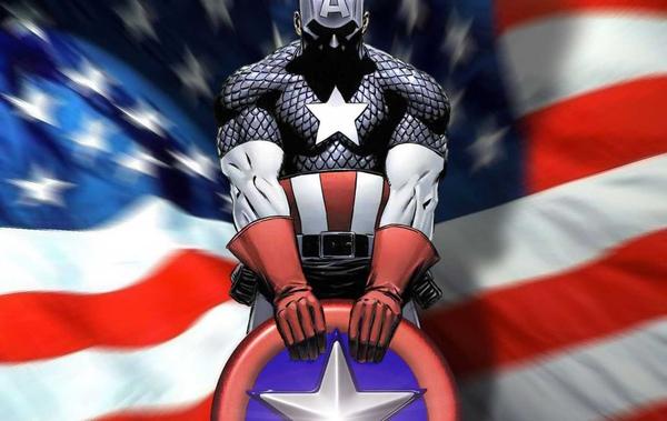 Capitán América de Ed Brubaker