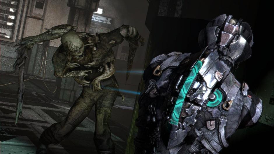 Los Feeders en Dead Space 3
