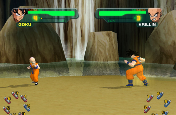 Dragon Ball Z Budokai Tenkaichi HD Collection03