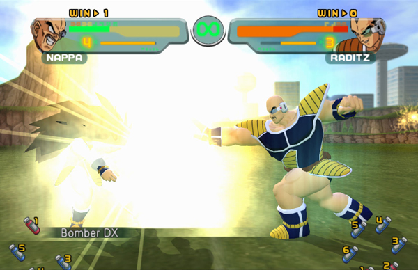 Dragon Ball Z Budokai Tenkaichi HD Collection04