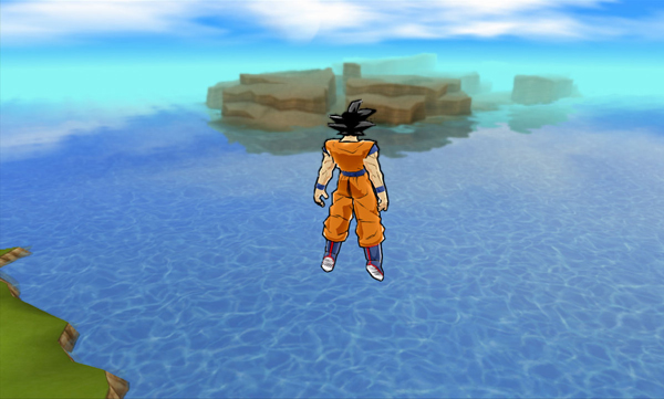 Dragon Ball Z Budokai Tenkaichi HD Collection07