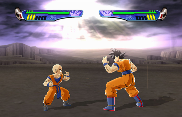 Dragon Ball Z Budokai Tenkaichi HD Collection09