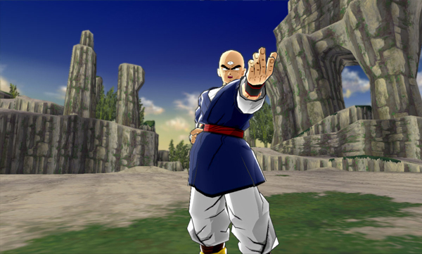 Dragon Ball Z Budokai Tenkaichi HD Collection10