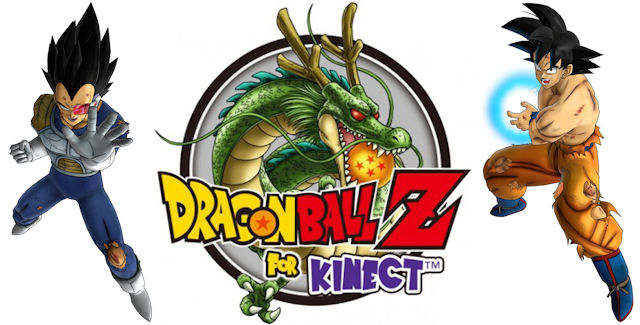 Logo de Dragon Ball Z Kinect