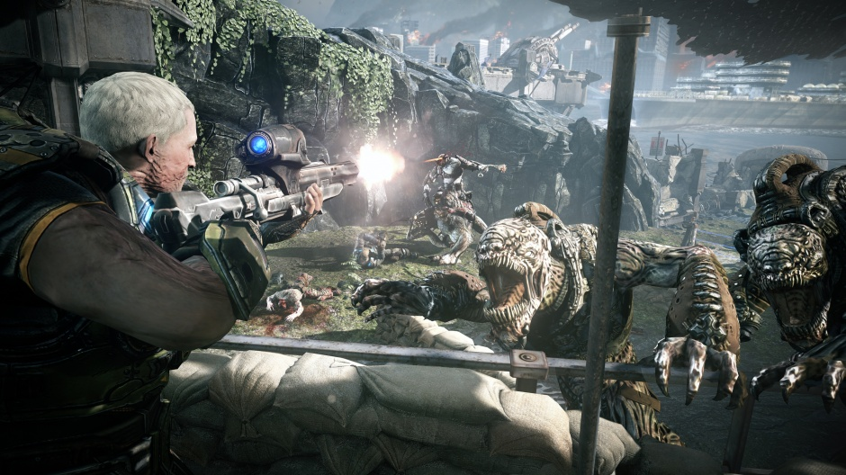 Island, el nuevo mapa de Gears of War: Judgment