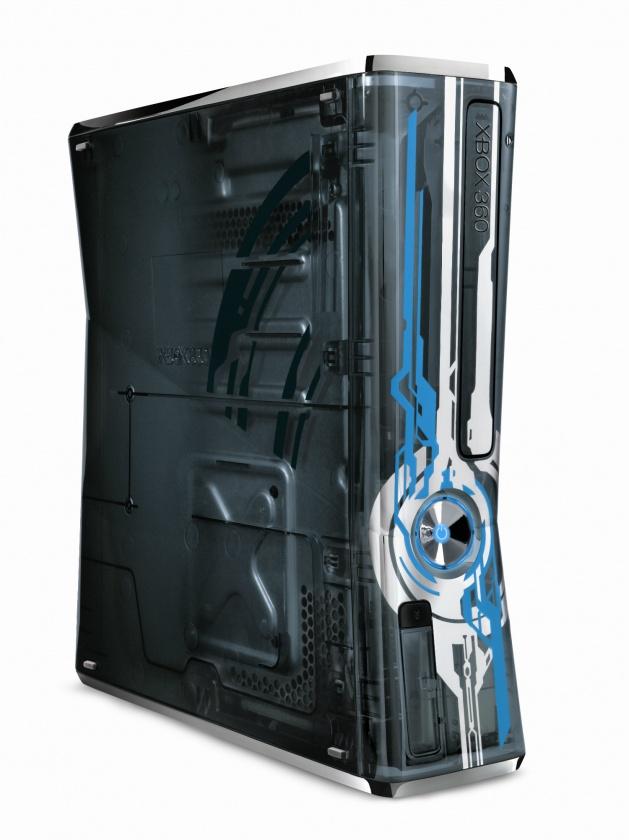 Edición limitada de Xbox 360 con motivo de Halo 4