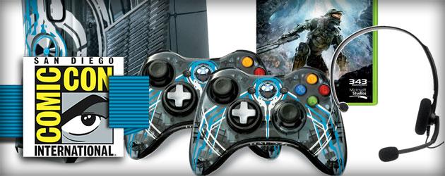 Así lucirá la consola de Xbox 360 con motivo de Halo 4