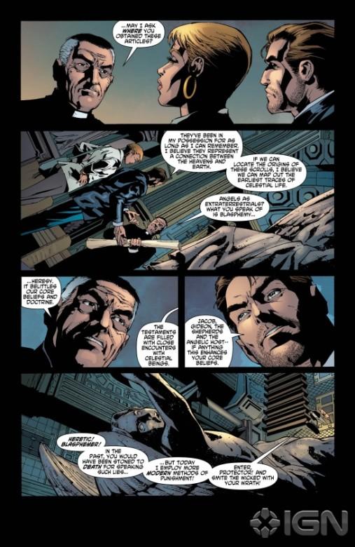 Hawkman st bastion villano