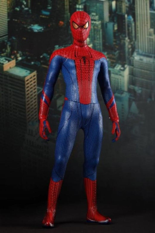 Hot Toys - The-Amazing-Spider-Man