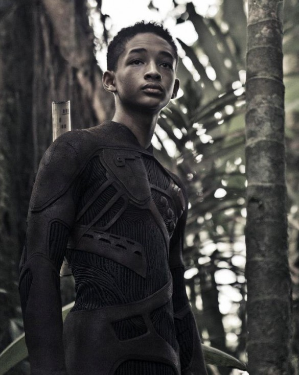 traje jaden smith after earth