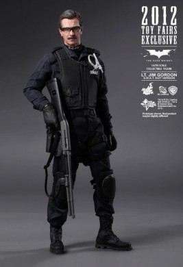 Jim Gordon Hot Toys