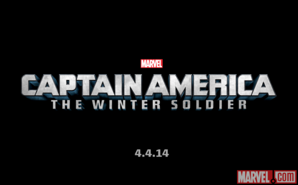 Logo de Capitán América The Winter Soldier