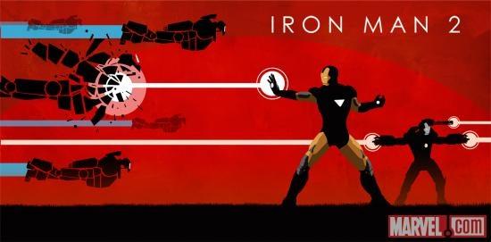 Portada de Iron Man 2