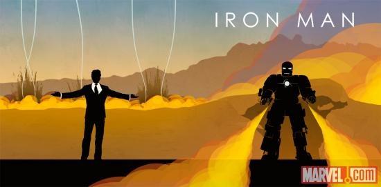 Portada de Iron Man