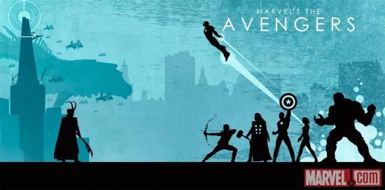 Portada de Los Vengadores