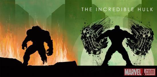 Portada de El Increíble Hulk