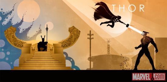 Portada de Thor