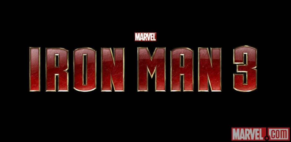 Logo de Iron Man 3