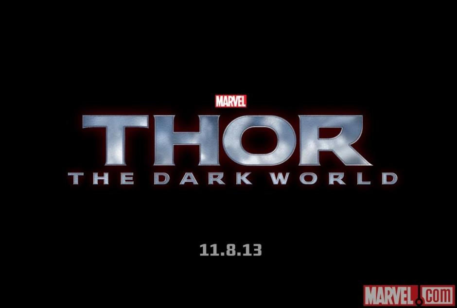 Logo de Thor The Dark World