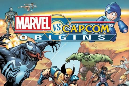 Marvel Vs Capcom Origins1 LCDE